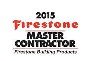 Firstone Master Contractor award